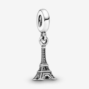 Pandora charm - Eiffel Tower silver